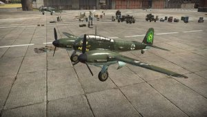 Me 410 A-1 in War Thunder