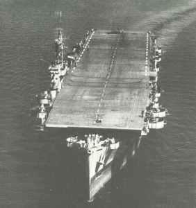 US escort carrier 'Card'