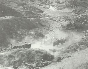British cavalry Palestine