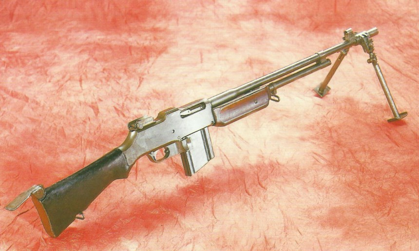 Browning Automatic Rifle BAR M1918A2