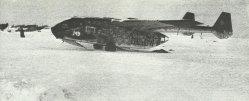German gliders bring supplies to Cherkassy