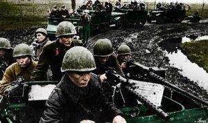 Soviet Advance guard