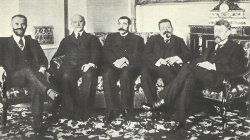 German SPD cabinet December 1918