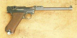 Artillery Pistol LP.08