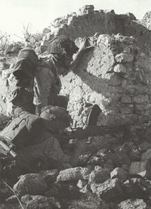 British paratroopers in North Africa