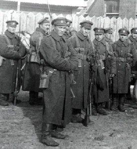 Kolchak troops