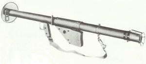 rocket launcher M1A1 Bazooka