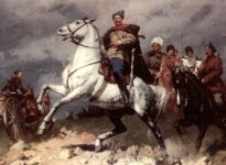 Red commander V I Chapaev