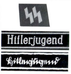 Special insignia of the HJ division