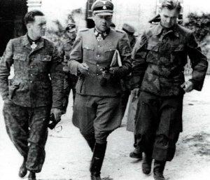 Panzer-Meyer, Witt, Wuensche
