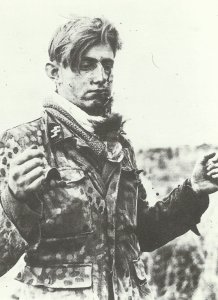 Wounded youth of the HJ division