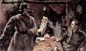Brothers in Russian civil war