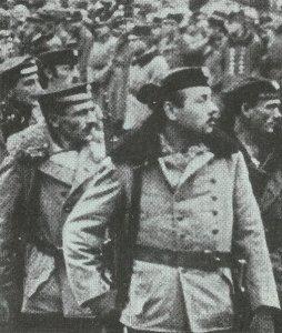 Czech soldiers