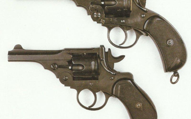 British Revolvers