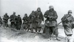 Infantry of the 2nd SS-Panzer corps