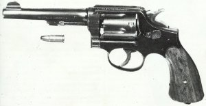 Smith & Wesson revolver .38in