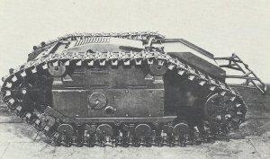 Goliath BI with V-engine