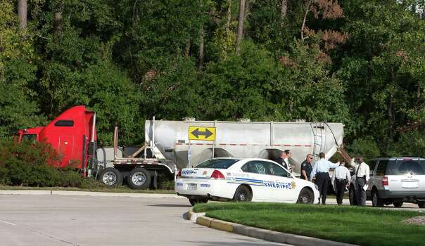 Craig Patty is seeking damages after his truck was used without his permission as part of a botched law-enforcement operation that left the driver dead. Photo: James Nielsen / © 2011 Houston Chronicle