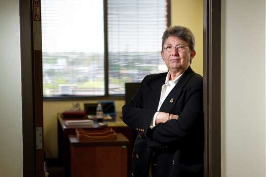 In the next six months, Helen Harberts' mandate is to fix the agency's drug testing procedures. Photo: Johnny Hanson / © 2012  Houston Chronicle