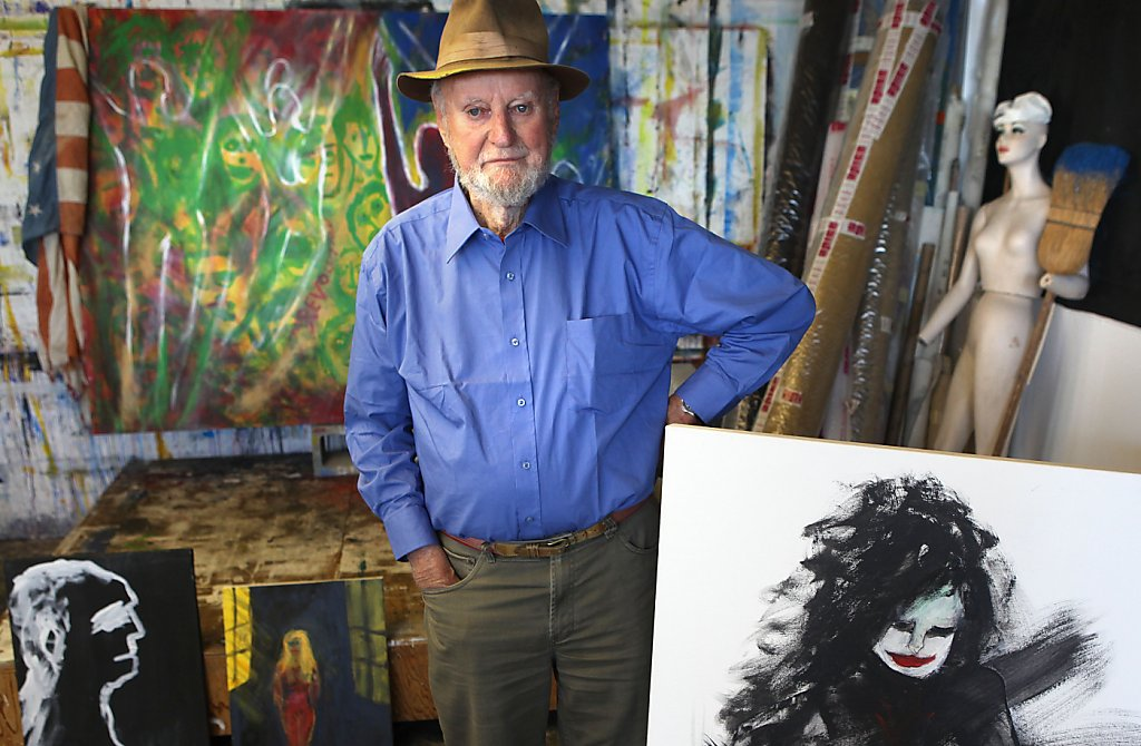 Image result for lawrence ferlinghetti paintings