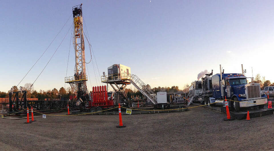 A BHP Arkansas natural gas project using Superior Energy Services' CATS automated technology for var