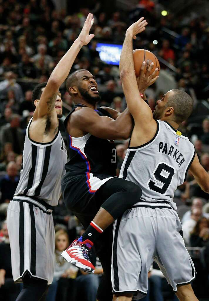 Image result for december 18, 2015 LA Clippers at San Antonio Spurs pictures