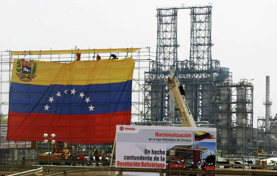Image result for venezuelan oil fields