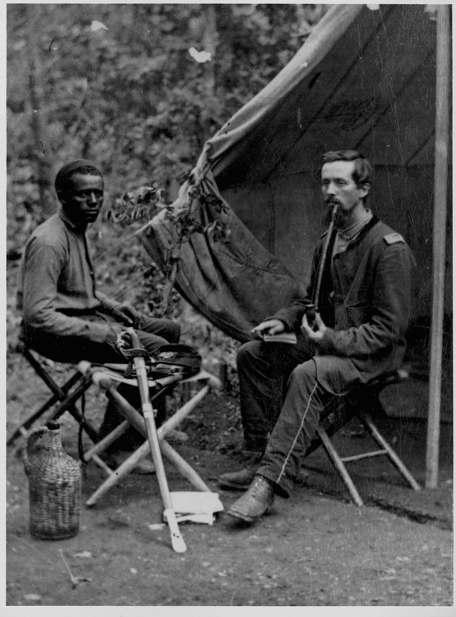 Civil War Photos Show The Bloo St War In U S History