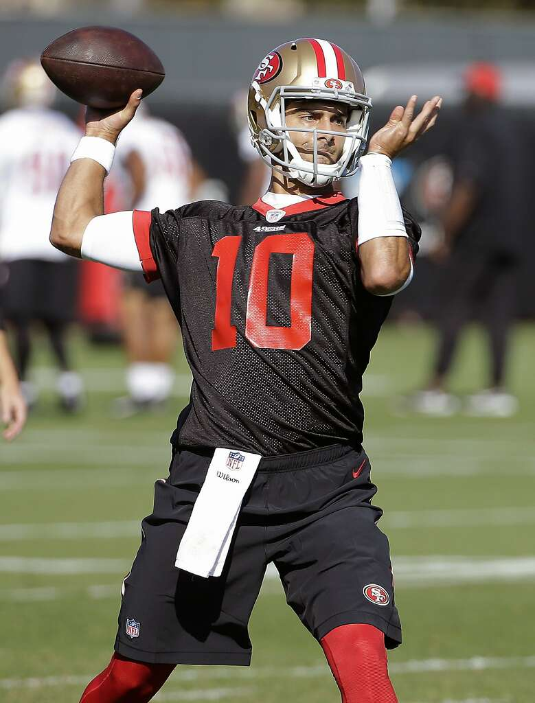 Image result for jimmy garoppolo 49ers