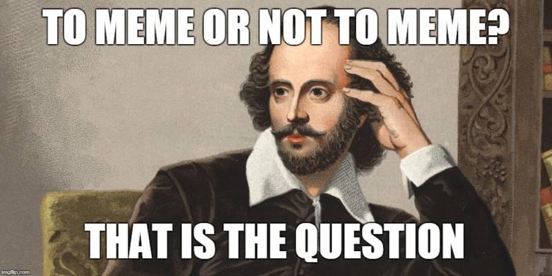 To Meme Or Not To Meme Using Memes To Teach Media Literacy Skills