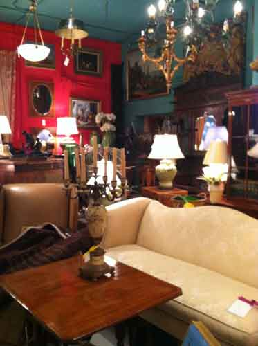 Treasure Hunting A Guide To Bay Area Antique Stores