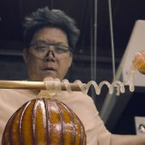 A Peek Inside the Glass Pumpkin Craze with San Jose Artist Kevin Chong