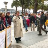 Anti-Abortion Marchers in San Francisco Met With Unusual Reaction: Singing