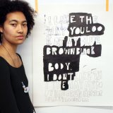 The Politics of Lukaza Branfman-Verissimo's Brown, Black, Blue Body