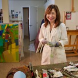 Janine Barrera-Castillo Paints Nature's Abstract Truth