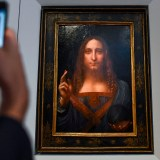 Rare da Vinci Painting on Display in San Francisco