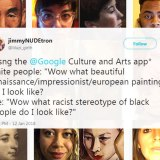 Google Arts and Culture #Selfie App Inherits Art World Disparities