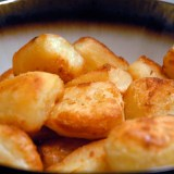 British-Style Roasties: A Whole New Potato