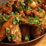 Umami and Tang for New Year's: Spicy Vietnamese Fried Chicken Wings