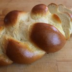 Bread Recipe: Rich, Eggy, Golden Challah