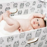 For Parents Worried About Sudden Unexpected Infant Death, the New Tech is Cardboard Box