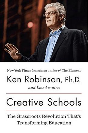 Ken Robinson Creative schools cover