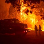 Wildfire in Santa Cruz Mountains Forces Evacuation of 300 Homes