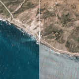Before and After: The Historic Big Sur Landslide