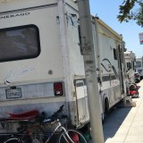 On Peninsula and in South Bay, RVs Have Become Symbol of Homelessness