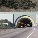 Why Are There Rainbows on the Tunnel Between S.F. and Marin? (Plus Bonus Anniversary Questions)