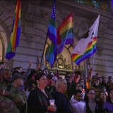 Thousands Gather in San Francisco for Vigil in Honor of Orlando Victims