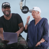 Dame Judi Dench Rapping With Lethal Bizzle Is the Most British Thing You'll See All Year