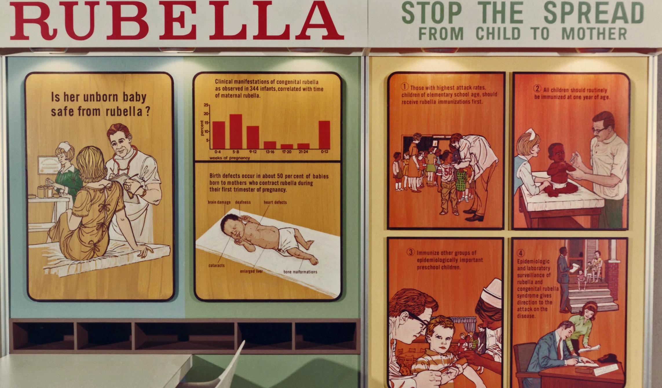 Unduh 99 Gambar Poster Virus Rubella Paling Baru Gratis