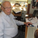 At 98, Legendary Science Writer David Perlman Takes 'Early Retirement'